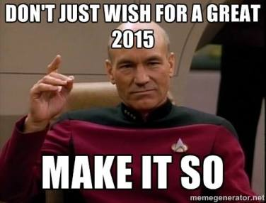 Thank you, Captain Picard. I will make it great!