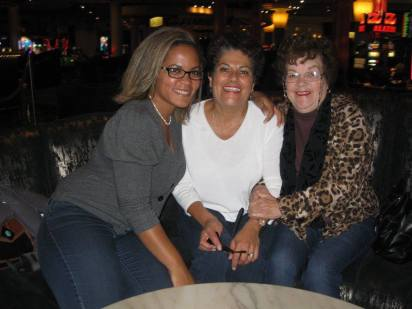 Me, my mom, and my Nana- October 2014